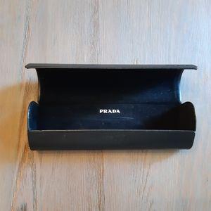 Prada eyeglasses case